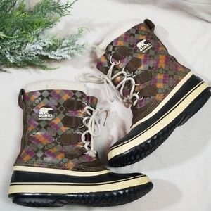 Sorel Waterproof Snow Boots Size 7